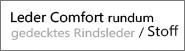 Echtleder Comfort / Stoff +850 Euro