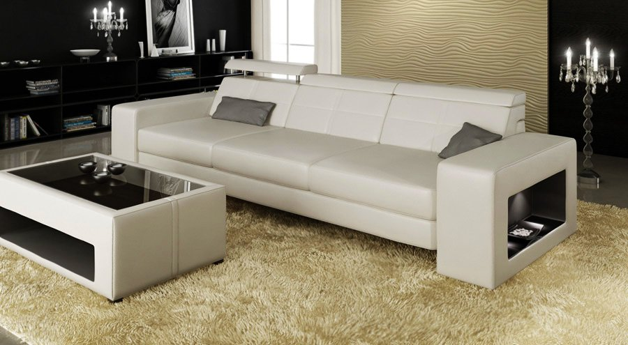 Bayern V Ausgefallene Luxus Couch Leder Von Bullhoff By Giovanni