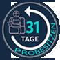 31 Tage Probesitzen