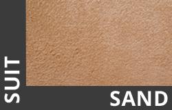 Suit sand