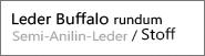 Echtleder Buffalo / Stoff +1300 Euro