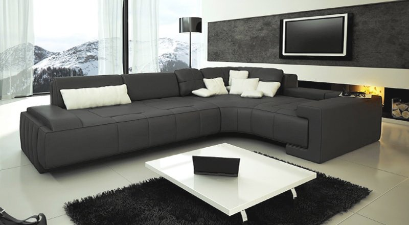 Ecksofa Mainz Modernes Sofa Mit Ottomane Von Bullhoff By Giovanni