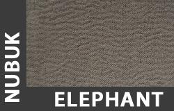 Nubuk elephant