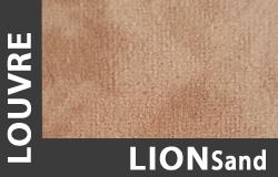 Louvre lion-sand +50,00 Euro