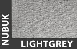 Nubuk lightgrey