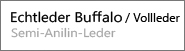 Echtleder Buffalo - Volleder +1150 Euro