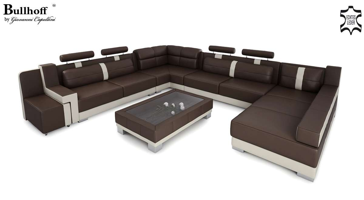 xxl sofa u form. Black Bedroom Furniture Sets. Home Design Ideas
