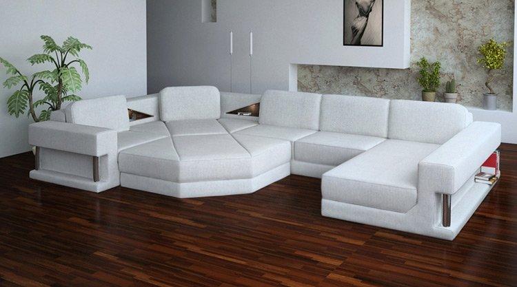 Florenz Elegante Wohnzimmer Textil Wohnlandschaft Von Bullhoff By